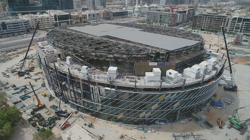 Fans to Dubai Arena can expect 'next level' in live entertainment options says Chief Programming Officer