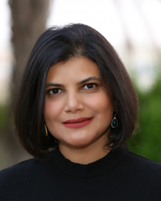 Shivani Pandya Malhotra, founder of NearEast Entertainment and former Managing Director Dubai International Film Festival
