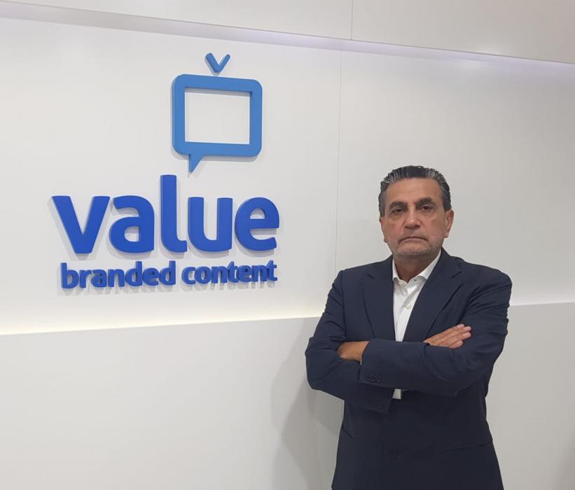 Raja Halabi, Partner at Value Branded Content