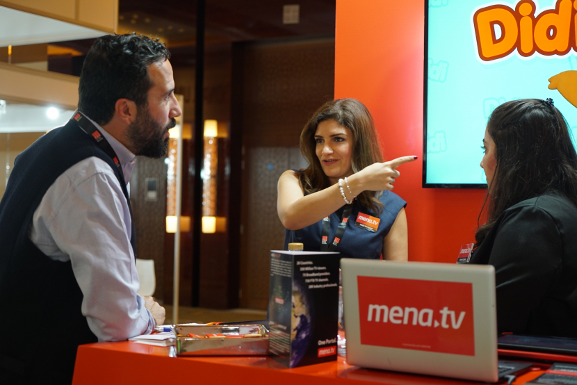Mena.tv, MIPCOM, Arabic TV content, Middle east tv production, Middle East TV, Production houses