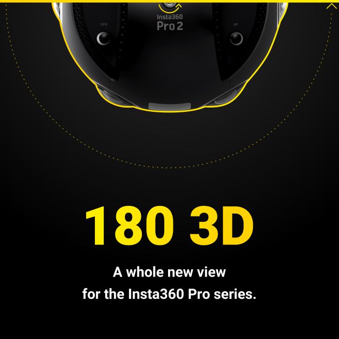 Insta360, AR/VR, 360-degree video, VR cameras, VR content