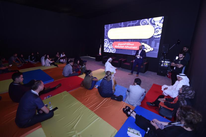 SICFF 2018, Sharjah International Children's Film Festival, Middle East filmmakers, Arab film, Middle east film production, Children's film fest opens in Sharjah