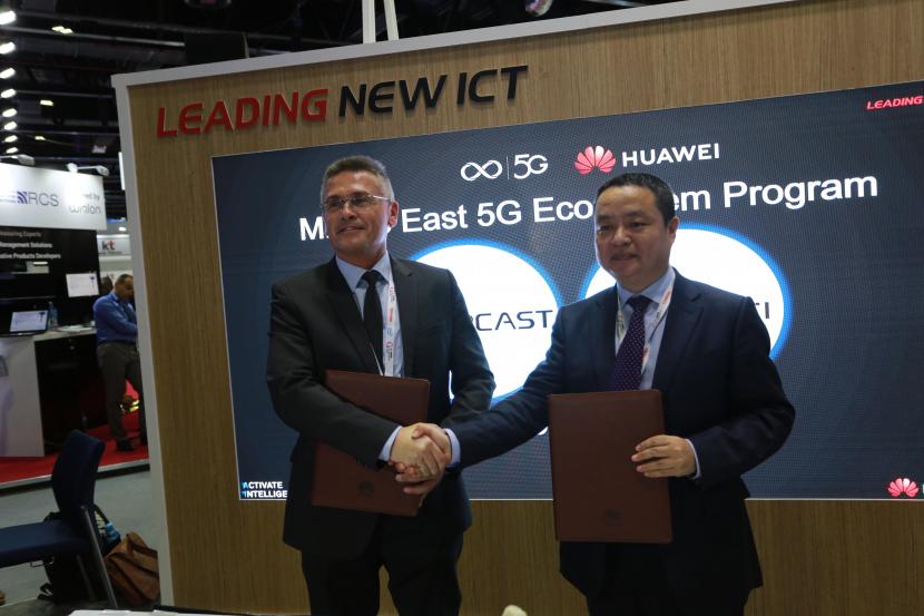 AR/VR, Virtual reality, Cloud platform, Huawei Middle East, 5G
