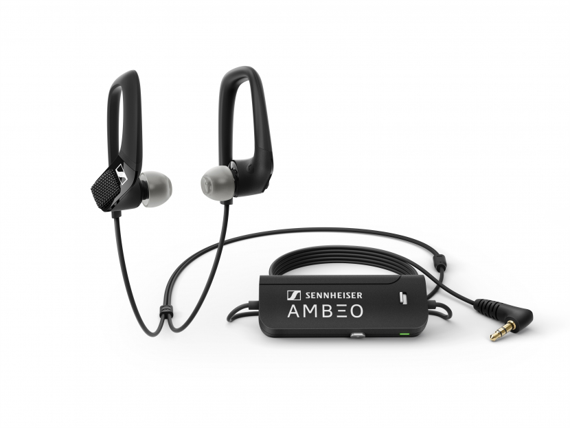 Sennheiser, Sennheiser AMBEO VR Mic, AMBEO, Virtual reality, AR/VR, Spatial audio, Magic Leap, Augmented reality