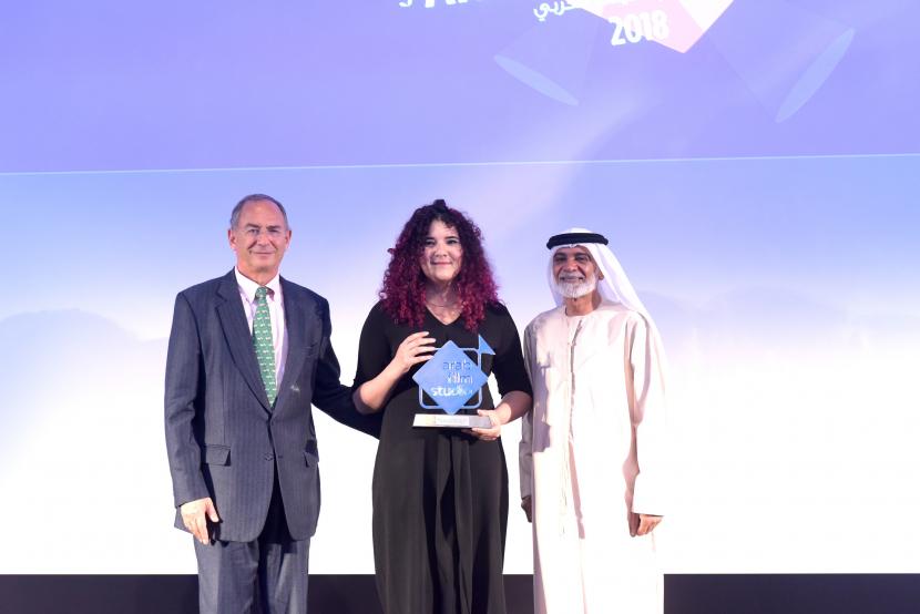 Arab Film Studio, Arab Film Studio awards, Image Nation, Abu Dhabi, Michael Garin, Middle East filmmakers, Emirati film maker