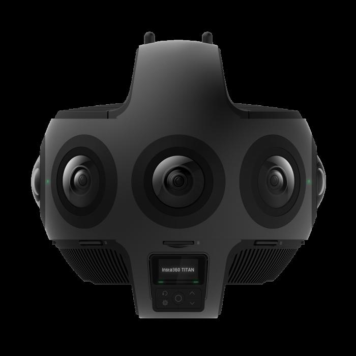 AR/VR, Virtual reality, VR cameras, Insta360, 11K, Image sensor, Cinematic lenses, 360 video content, 360-degree video, VR content, 360 degree capture, Stabilisation, VR Filmmaking