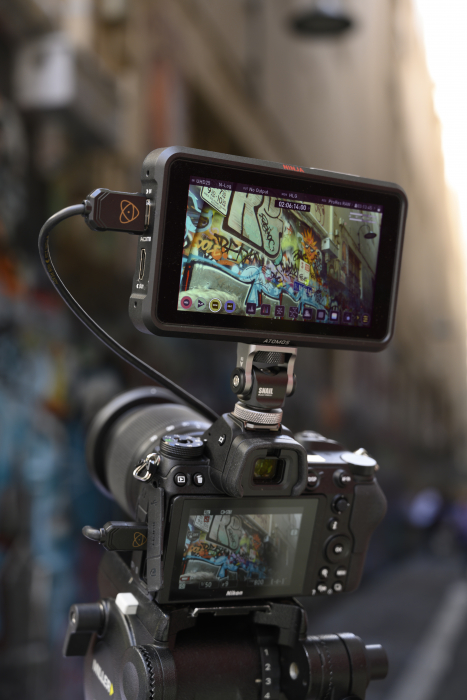 Atomos, Atomos Ninja V, Nikon, Nikon Z7, Nikon Z series, Full frame, Mirrorless camera, 4K HDR, 4K camera, ProRes RAW, Cinema camera, Monitor, 4K workflow, RAW video, Nikon Z6, 4K recording