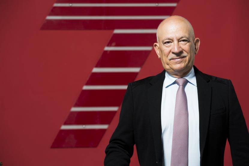Hadi Ghanem, CEO Seven Production