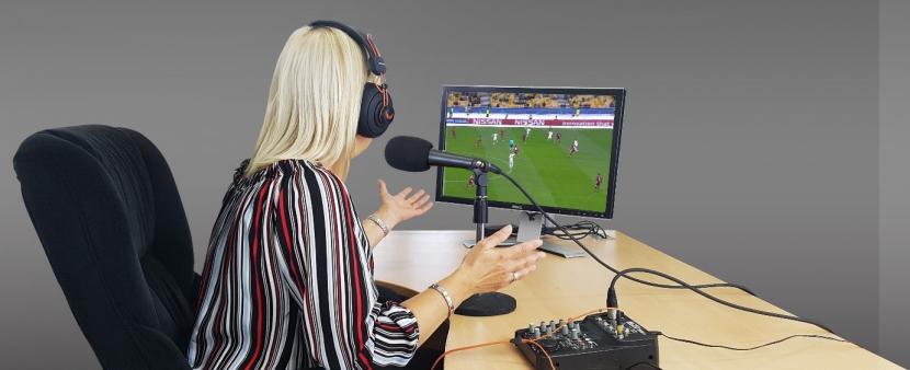 Quicklink Studio system in action