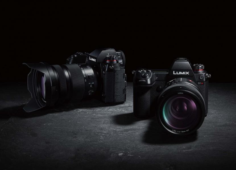 LUMIX S Series are Panasonic's first digital single lens full-frame mirrorless cameras