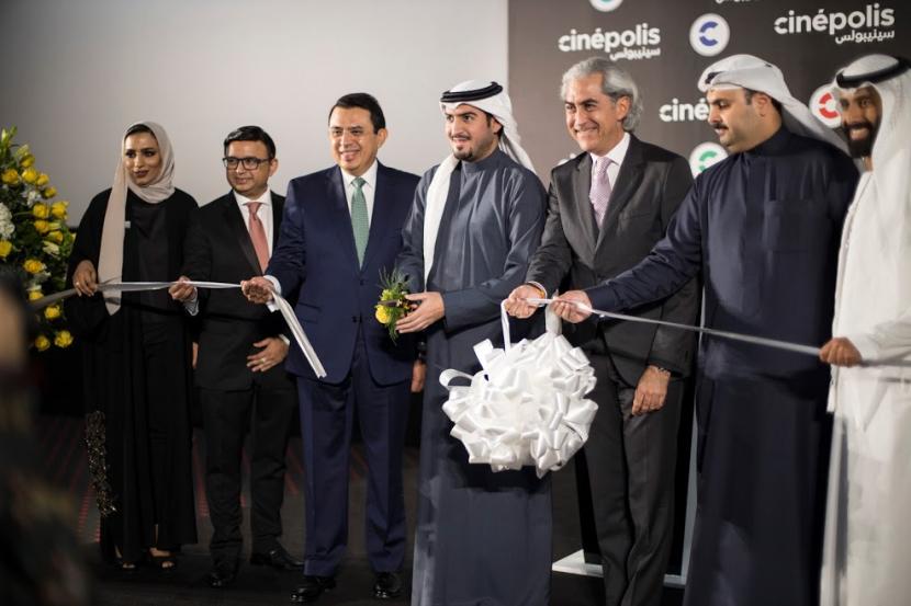 Middle east cinema, 4D Cinema, Arab cinema, Cinema screens, Cinepolis, Bahrain