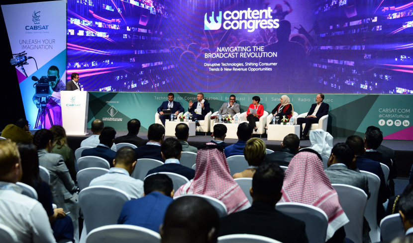 CABSAT 2019, CABSAT, Middle East production, MENA film and tv industry, Broadcast events Middle East, Digital studio awards, Content production, Middle east OTT