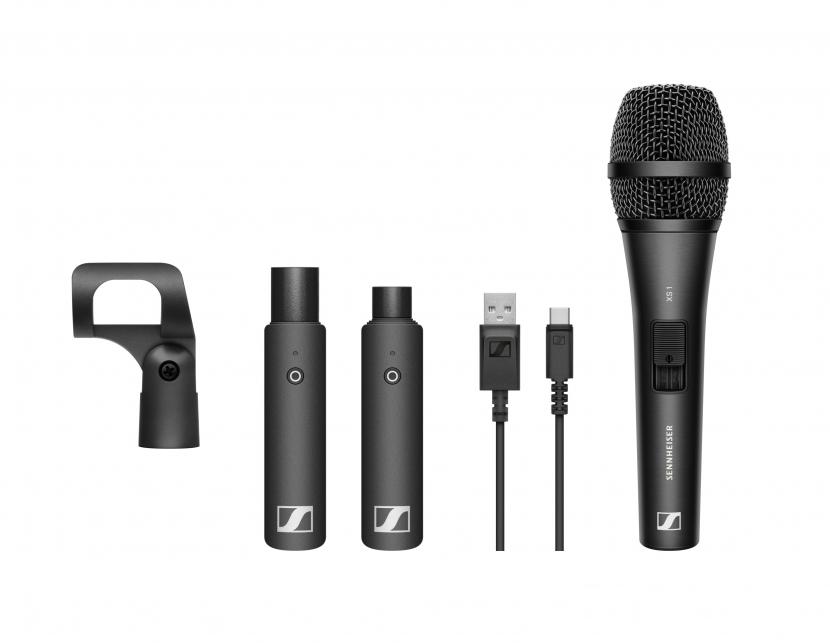 XSW Digital Vocal Set