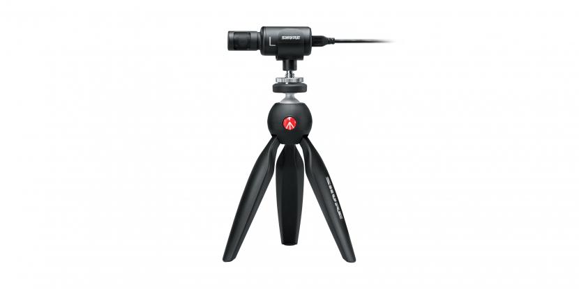 Shure, Field recording, Audio capture, Condenser microphones, Microphone technology, Audio kit