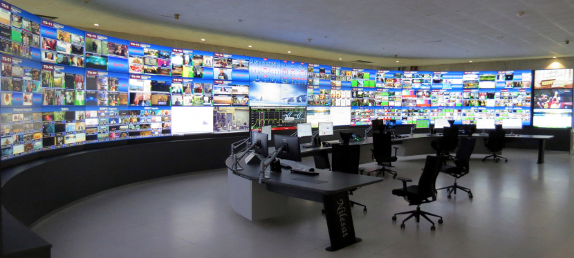 Playbox, PlayBox Neo, Channel in a box, Playout, Nilesat, Satellite operator, Broadcast products, Automated playout centre, Ingest, Broadcast infrastructure, System integration, Egypt, Broadcast services, Broadcast server, Playout server, Service provider