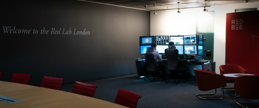 Red Bee Media has opened a new R&D facility located in Broadcast Centre, west London.