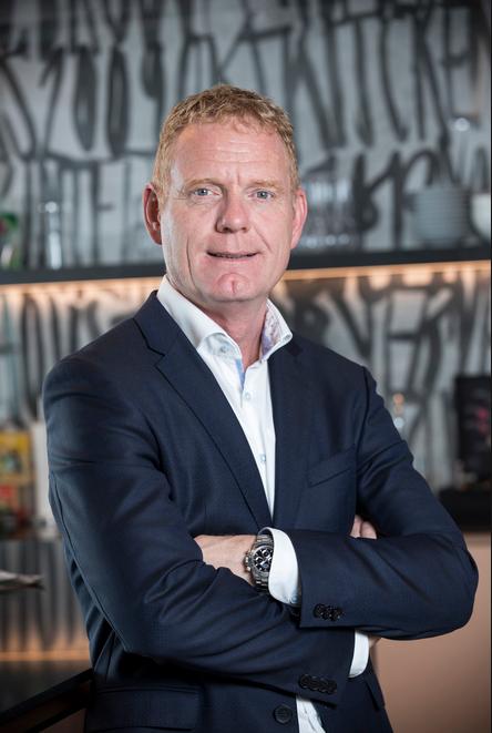 Hans Nipshagen, Akamai Head of EMEA Channels and Alliances