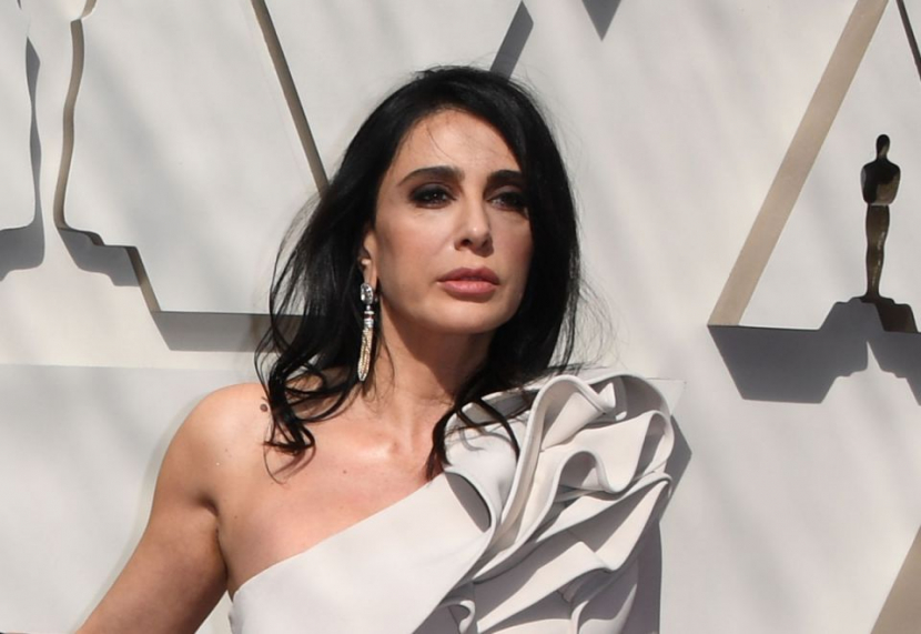 Lebanese director Nadine Labaki arrives for the 91st Annual Academy Awards at the Dolby Theatre in Hollywood, California on February 24, 2019.