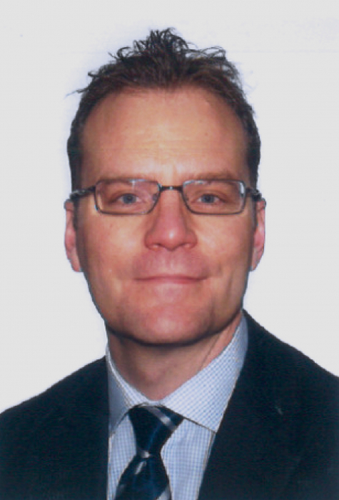 Tim Banks, vice president sales, EMEA, Grass Valley