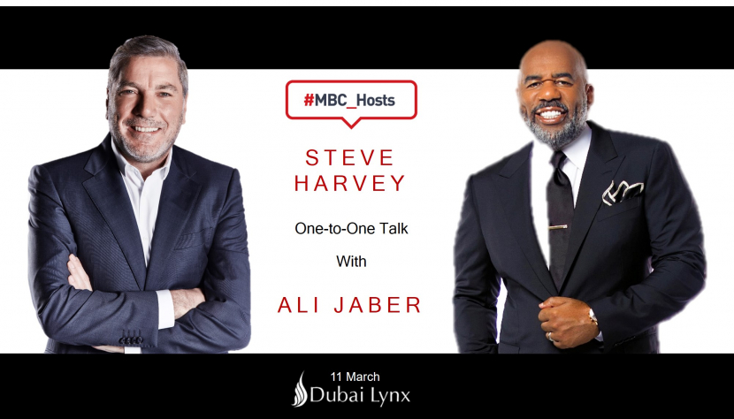 MBC Group, MBC, Talk-show, Dubai Lynx, Steve Harvey