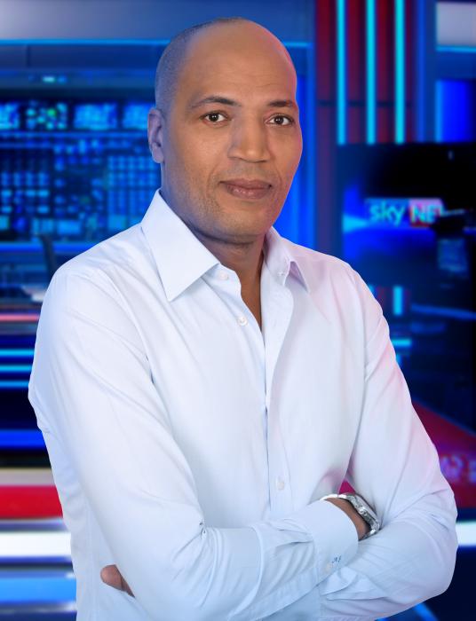 Ali El Garni, Sky News Arabia Editor in Chief