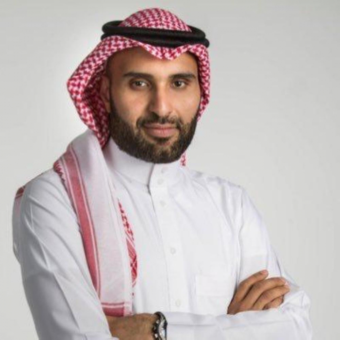 KSA's General Commission for Audiovisual Media (GCAM) CEO Bader Alzahrani