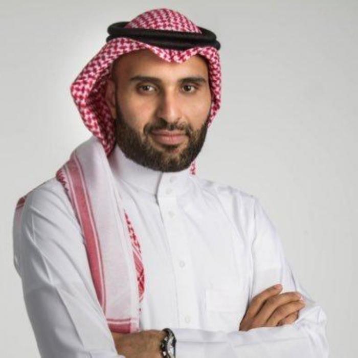 KSA's General Commission for Audiovisual Media (GCAM) CEO Bader Alzahrani