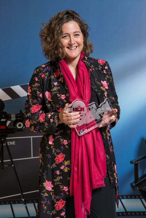 Winner Broadcast Executive of the Year, Amanda Turnbull, Discover VP and Country Manager, Middle East and Africa