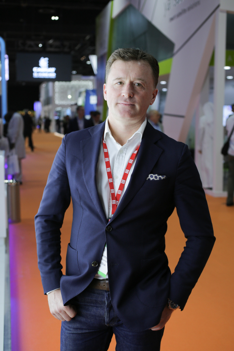 Kristian Langbridge, Head of Distribution Red Bee Media spoke with Digital Studio at CABSAT 2019
