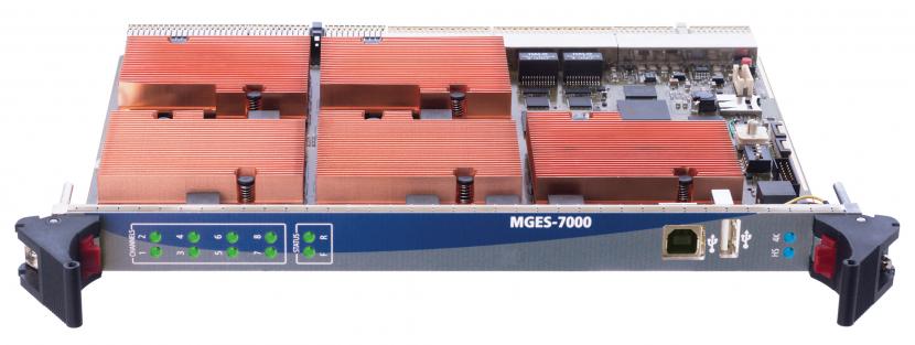 VITEC expands HEVC encoding portfolio with eight-input MGES-7000 4K/UHD/HD HEVC and H.264 IPTV encoding blade