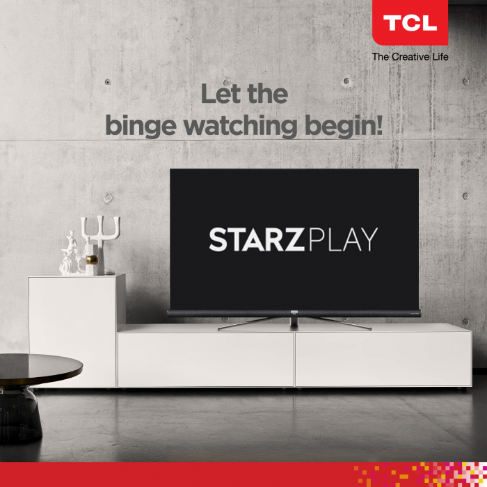 TCL is one of the top-three global TV manufacturers