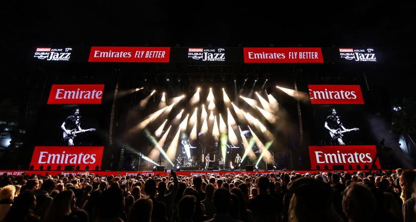 The 2019 Emirates Airline Dubai Jazz Festival