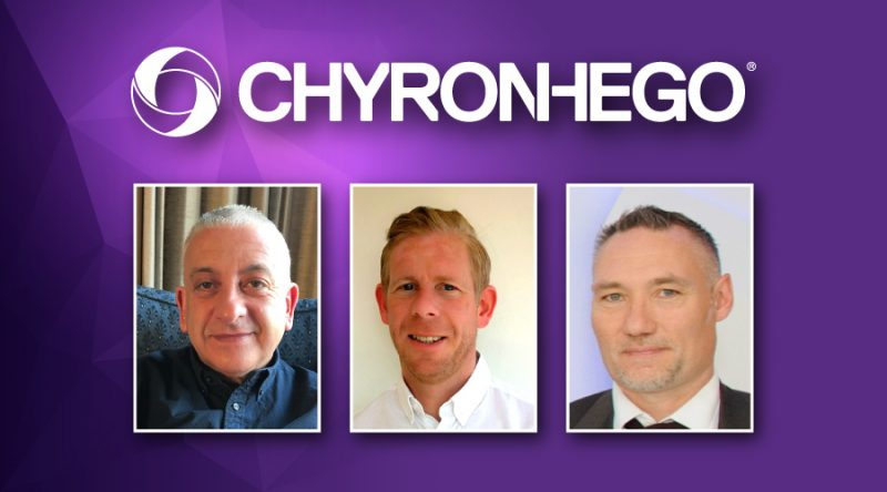 Chyron Hego, EMEA, Appointment, 3D graphics, Broadcast graphics, Augmented reality graphics, Real-time motion graphics, ChyronHego, Automated graphics