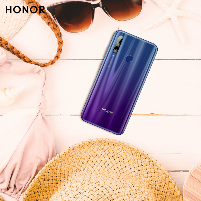 Other features of the HONOR 10i include a 90%+ screen-to-body ratio, a 6.21'' FullView HD+ screen with a 2340 x 1080 resolution, as aspwell as an aspect ratio of 19.5:9.