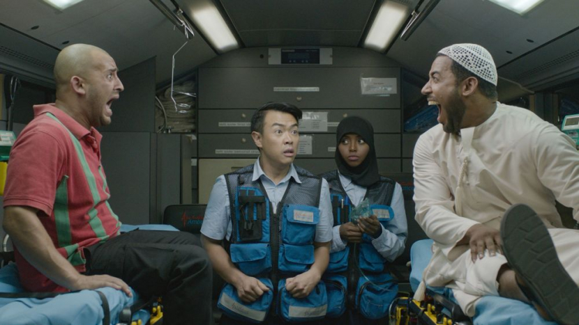 Emirati body swap comedy 'Rashid & Rajab', releases in the GCC during Eid Al Fitr