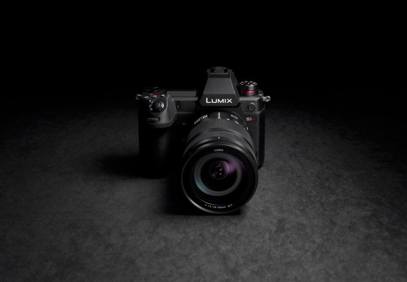 Panasonic LUMIX S1H: a full-frame mirrorless camera for filmmakers