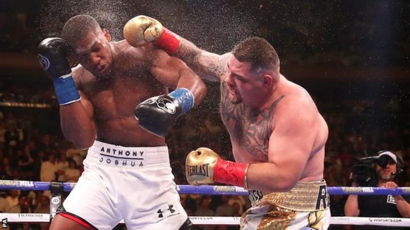 The Joshua v Ruiz fight had the largest unauthorised audience MUSO has tracked