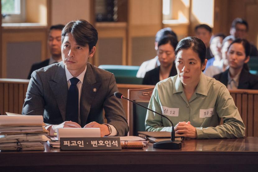 LEE Kyoo-hyung, Korean film festival, Korean cinema, Korean films, Innocent Witness, Abu Dhabi, UAE, South Korea
