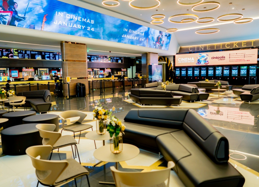 The expansion into Saudi Arabia marks a huge milestone for Cinepolis