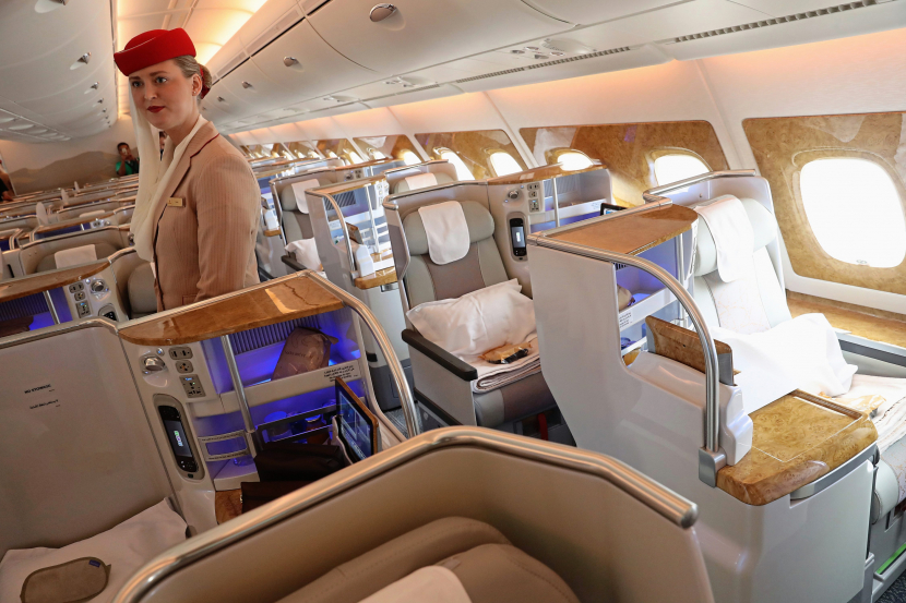 Inflight entertainment, Emirates, Airlines, Streaming, Netflix, Amazon, Licensing