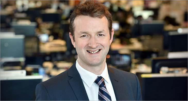 James Angus , director, BBC World Service