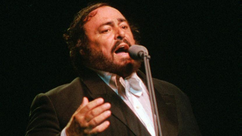 Pavarotti, Front Row Filmed Entertainment, Saudi Arabia, Documentary, Ron howard