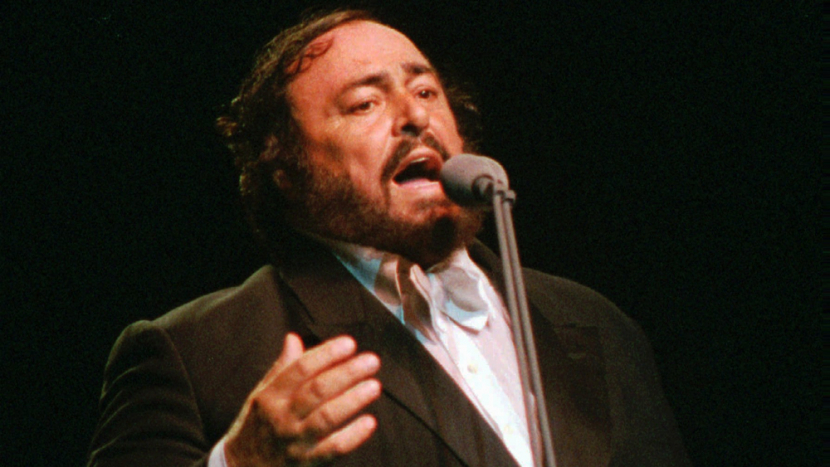 Pavarotti, Front Row Filmed Entertainment, Saudi Arabia, Documentary, Ron howard