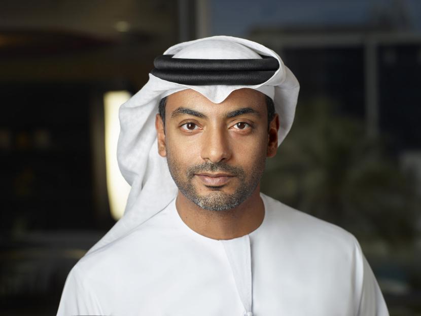 Dubai Media City managing director Majed Al Suwaidi.