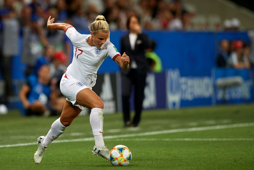 The lionesses, coached by former Manchester United defender Phil Neville, were defeated by the US women's team 2-1 in the semi-final clash.