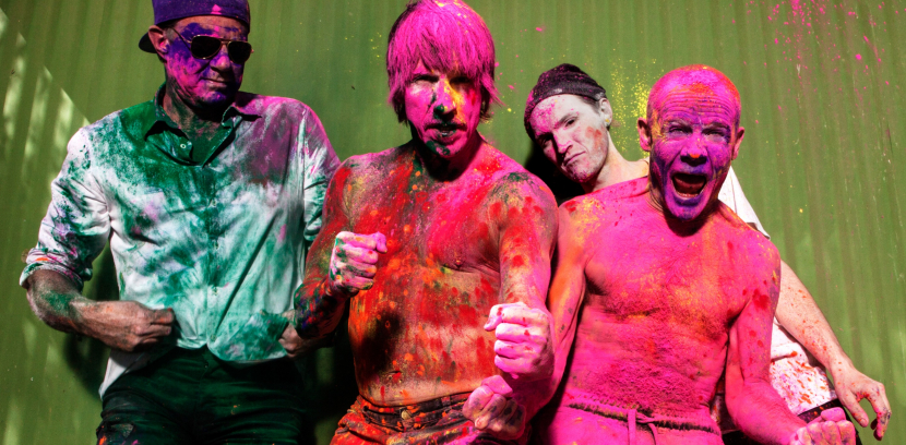 Red Hot CHilli Peppers, UFC 242 Abu Dhabi