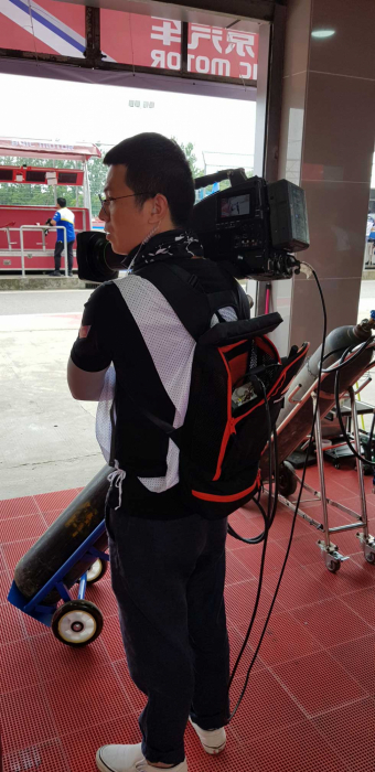 China Touring Car Championship coverage, Silvus wireless tech