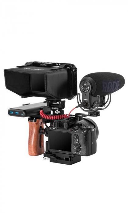 Ibc 2019, SmallRIG, Small rig for Sony a7III