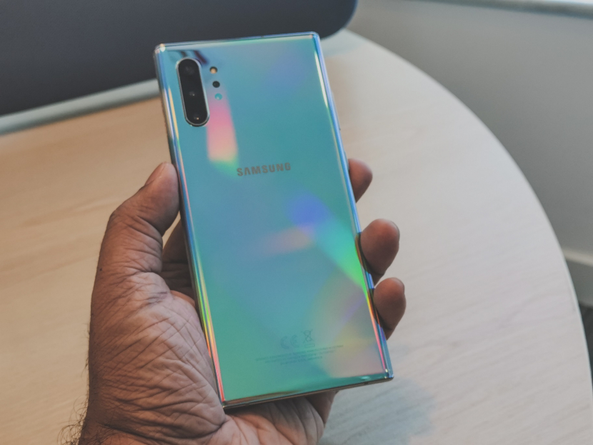 Samsung Galaxy Note 10, Mobile video