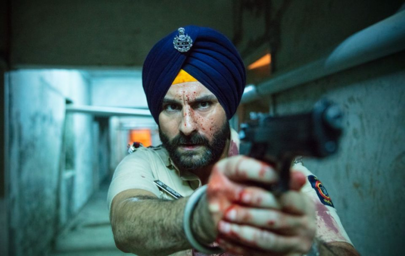 Fictional gangster Sulaiman Isa is one of the main characters in the hit Indian crime drama Sacred Games.